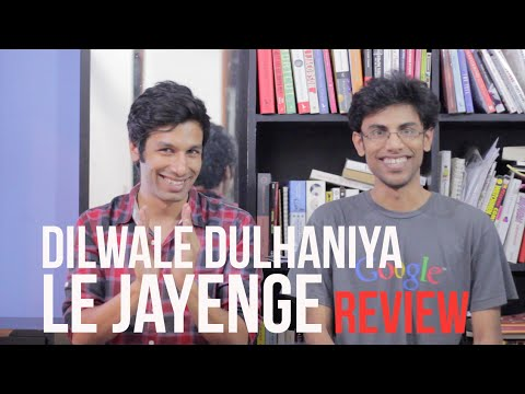MOST BOLLYWOOD EVER - Dilwale Dulhaniya Le Jayenge Review