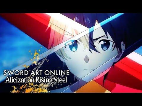 Sword Art Online Alicization Rising Steel Opening  Full AMV