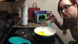Green Life pots and pans - demo non stick ceramic