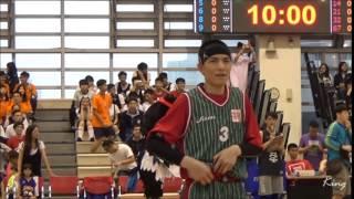 2016/04/25 蕭敬騰.抖眉毛.喜鵲校園籃球賽.南山高中
