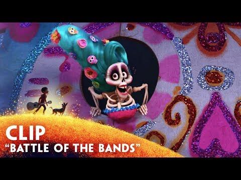 """Battle of the Bands"" Clip - Disney/Pixar's Coco"