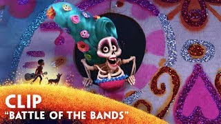 """Battle of the Bands"" Clip - Disney/Pixar"