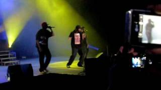 Download 50 Cent & G-Unit - Before I Self Destruct World Tour - Torwar, Warsaw, Poland 6.04.2010 LIVE part 5 MP3 song and Music Video