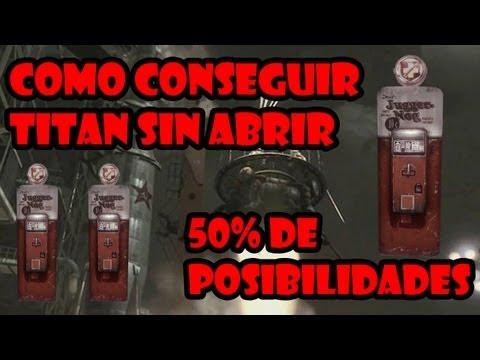 Como conseguir titan sin abrir 50% de posibilidades | Ascension | black ops 1 | by galera