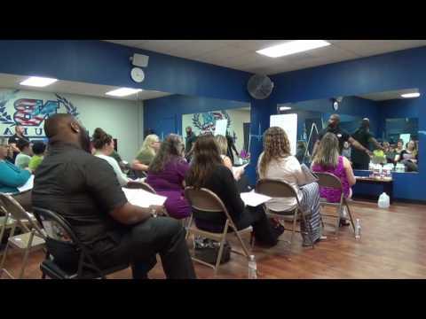 Caplan Law Group Starter Fitness Seminar short