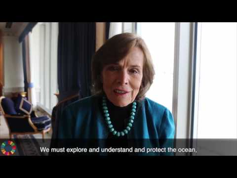 World Oceans Day: Message from Sylvia Earle