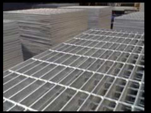 galvanized grating weight ,steel gratings specification