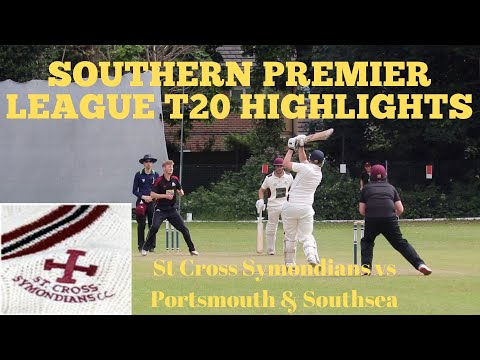SOUTHERN PREMIER LEAGUE T20 CRICKET: St Cross (inc Sanderstead CC's Jallen) v Portsmouth & Southsea