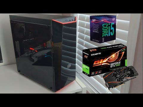 Best $1000 Gaming PC Build 2018 (Core i5 and GTX 1060)