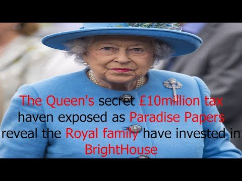 The Queen's mystery £10million expense safe house uncovered