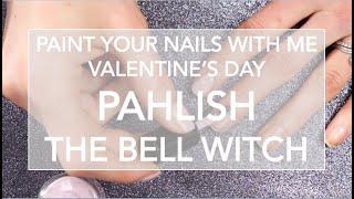 Valentine's Day Manicure // Chatty: KL polish closing, nail shape, how I destash