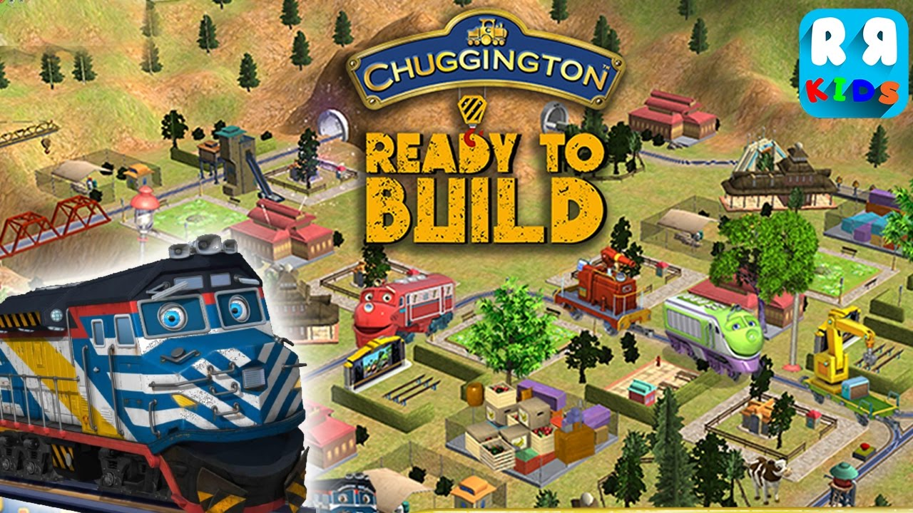 Chuggington Traintastic Adventures | Build and Play Train ...