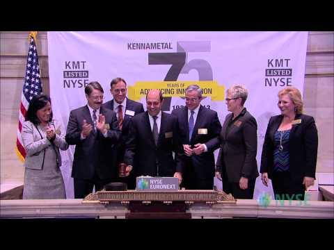 Kennametal Celebrates its 75th Anniversary