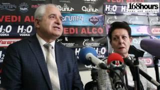Անահիտ Բախշյան, Ազատ Արշակյան