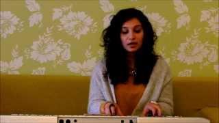 Say Something - A Great Big World ft Christina Aguilera | cover - Carolina Santana