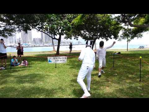 """geek meet"" ala moana park, pace vs roeland 13april21 sunday"