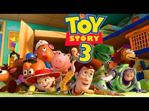 TOY STORY 3 FILME COMPLETO DO JOGO EM PORTUGUES (filme do jogo dublado com Woody e Buzz Lightyear)