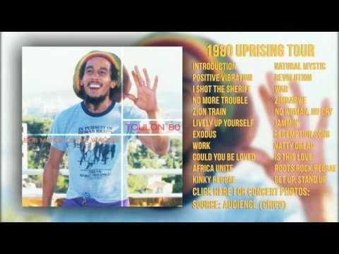 Bob Marley - Stade Mayol 06/25/80 (AUD - Chico)
