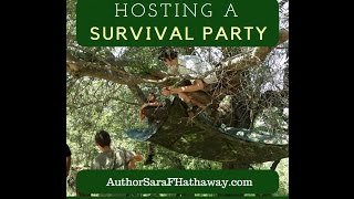 Hosting A Survival Party