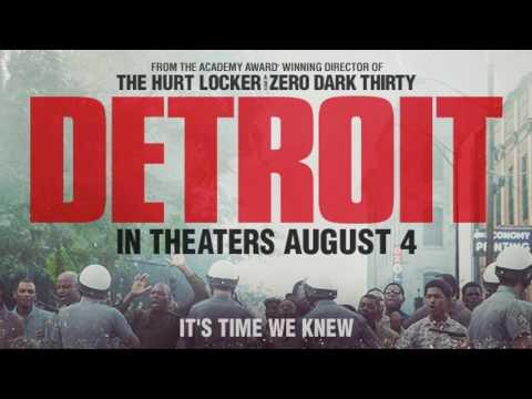 Soundtrack Detroit (Theme Song Movie) - Trailer Music Detroit (2017)