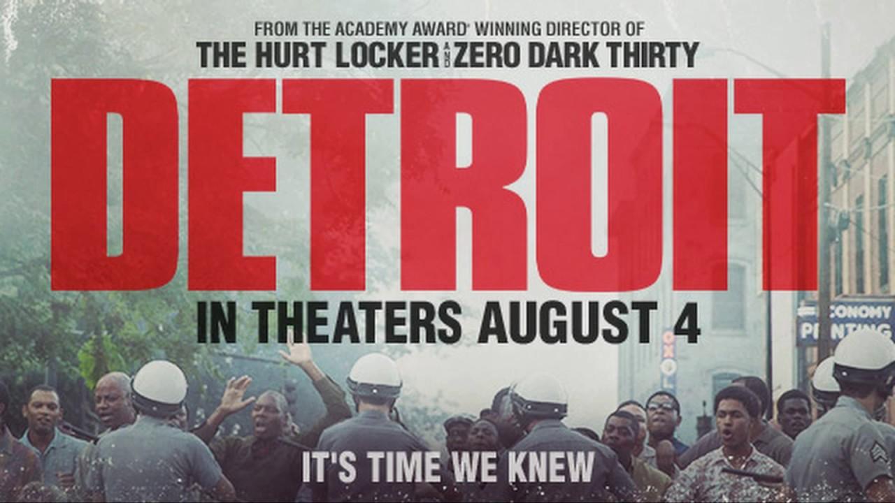 Soundtrack Detroit (Theme Song Movie) - Trailer Music Detroit (2017) -  YouTube