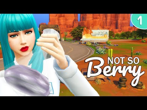 Mistero a Strangerville!! 🌵  The Sims 4 // Not So Berry - 1 thumbnail