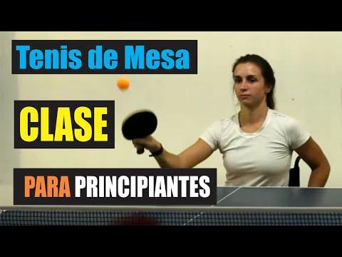 Sesión de Entrenamiento de Tenis de Mesa, Club Libertad La Plata