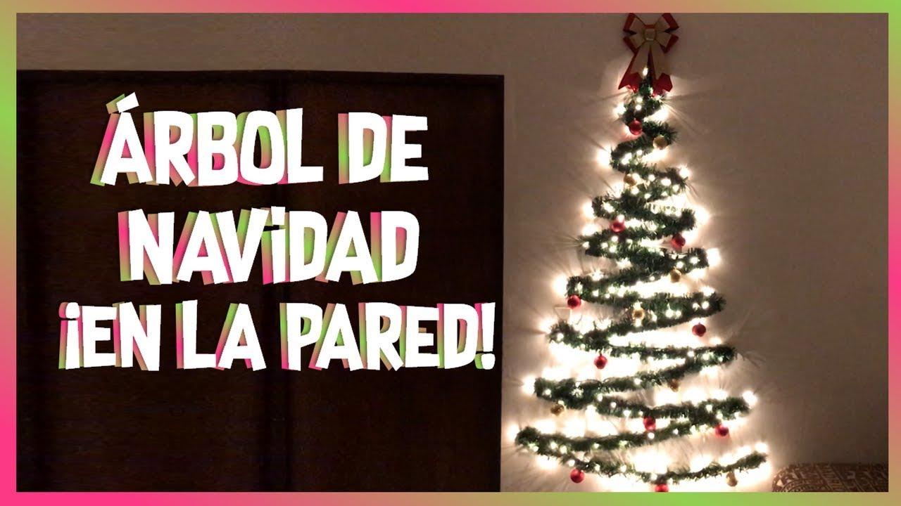 árbol Navideño Adornos Navideños Christmas Tree Decorations Alí Youtube