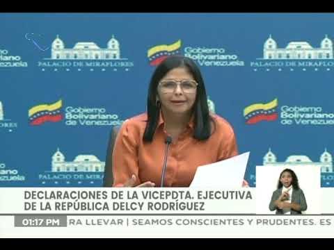 Venezuela paga el anticipo a COVAX para 11 millones de dosis contra Covid-19