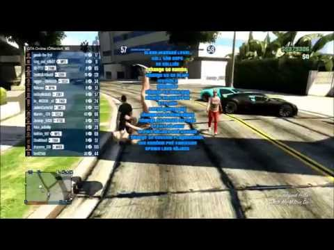 GTA5 Online: | FREE MOD MENU !!! | NO JAILBREAK | 1.25/1.26.1.27 | [PS3/PS4/XBOX/XBOXONE]