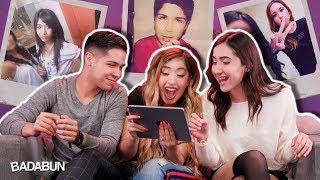 YouTubers se burlan de sus fotos del pasado. Adiós dignidad