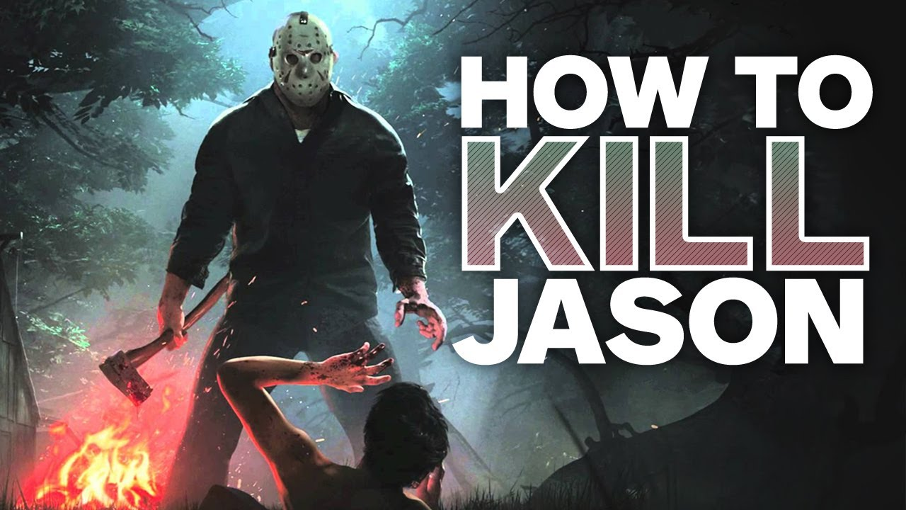 Friday the 13th  How to Kill Jason Voorhees  YouTube