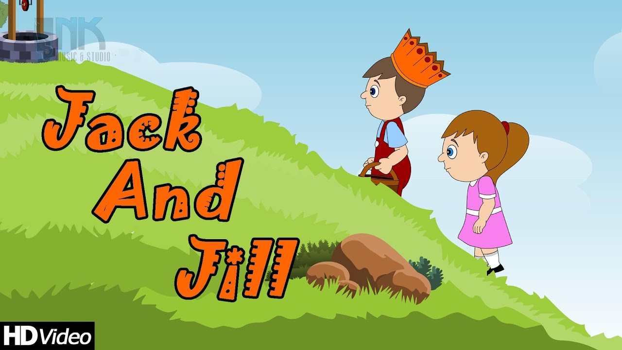 Jack And Jill Nursery Rhyme Hd Animation Play Nursery