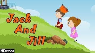 Jack and Jill Nursery Rhyme - HD Animation - Play Nursery Rhymes