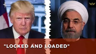 """Locked and loaded"". Will MBS order US to go to war with Iran?"