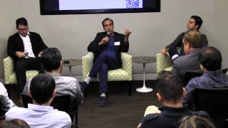 2015 PTE Nowruz Event - Fireside Chat