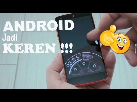 Cara Merubah Kontrol Android Menjadi UNIK, Yang Pasti KEREN Sob
