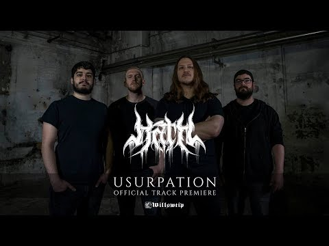 "Hath ""Usurpation"" - Official Track Premiere Mp3"