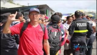 Más de mil cubanos en Costa Rica a la espera para seguir hacia Estados Unidos