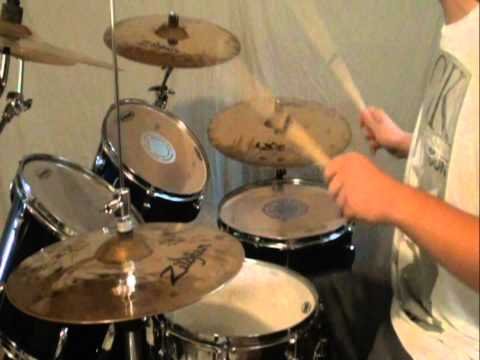 Rise Today Drum Cover