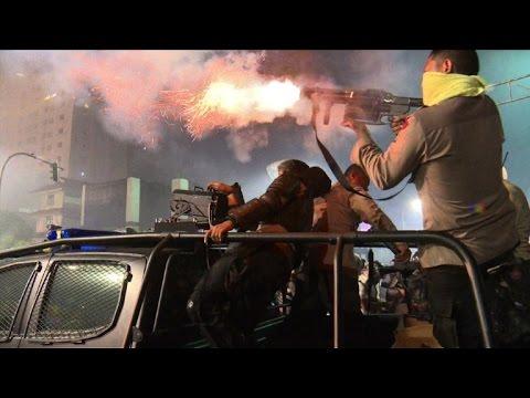 Jakarta: affrontements entre police et manifestants islamistes