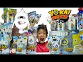 Most YO KAI Watch Toys on YouTube Real Life Whisper ✳ TottyChoCho