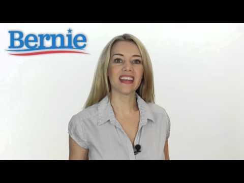 Bernie Sanders For President 2016 Birmingham, AL EW1 mp4