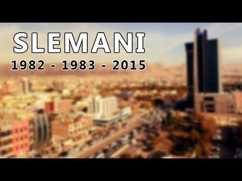 Sulaymaniyah 1982 - 1983 - 2015