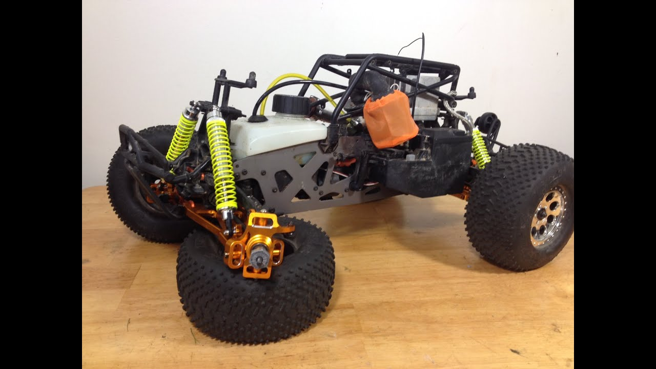 AsiaTees Upgrades for my new HPI Savage Octane
