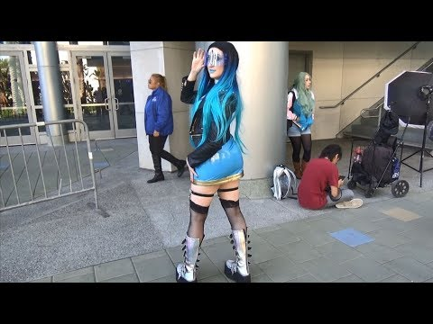 Blizzcon 2017 Part 8 Cosplay