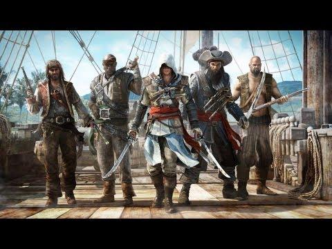 DEMO -  GAMEPLAY - Assassin's Creed 4: Black Flag - Oficial E3 Los Angeles - E3M13