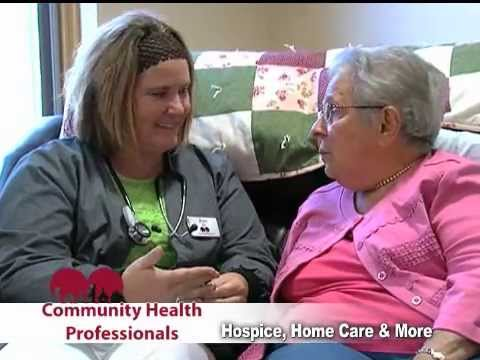 Community Health Professionals - Hospice Myth 4