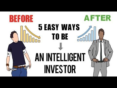 THE INTELLIGENT INVESTOR in HINDI – BOOK SUMMARY ये करो अमीर बन जाओगे