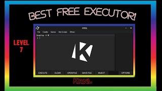 Roblox EXPLOIT KRNL Mac OS Windows // Krnl Level 7 Exploit 2021 // No Key // krnl key bypass